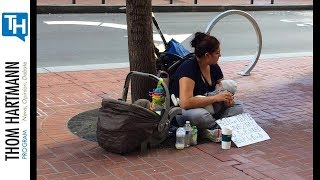Is Panhandling with an Infant a Form of Abuse?