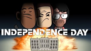 """Independence Day"" (Pencilmation #73) 