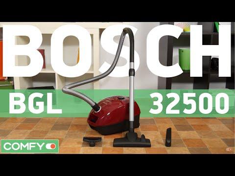 Bosch BGL32500 - пылесос немецкой сборки - Видеодемонстрация от Comfy.ua