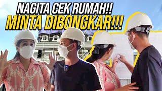 RAFFI NAGITA CEK RUMAH BARU, BANYAK YANG MESTI DI RUBAH!!!!
