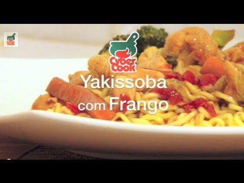 Yakissoba com Frango