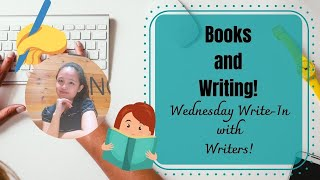 🦉 BOOKS THAT INSPIRED ME PLUS WRITING! 🐬 | Wednesday Write-In with Writers