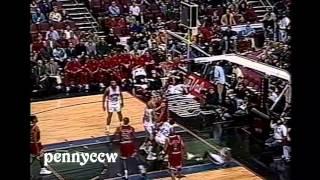 NBA Greatest Duels: Allen Iverson vs. Michael Jordan (1997) *Crossover on MJ