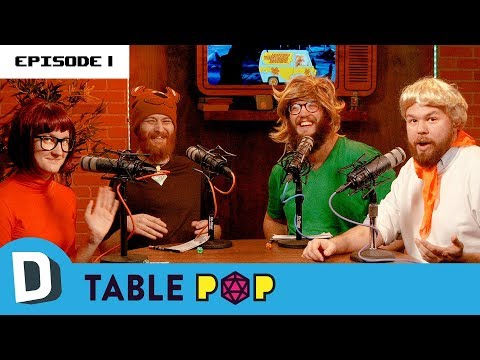 We Made a Scooby-Doo RPG! (w/ Nathan Yaffe & Julia Lepetit)