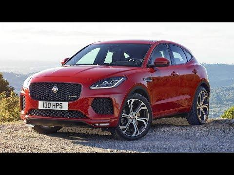 Jaguar E-Pace: detalhes e especificações oficiais - www.car.blog.br