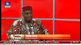 Disputed APC Congresses Is An Expression Of Discontent - Chima Nnaji Pt.1 |Sunrise Daily|