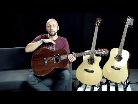 WASHBURN Woodline WLO12SE Elektroakustická kytara