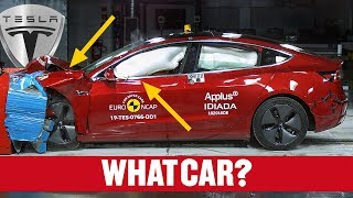 Tesla Model 3 Euro NCAP crash test results – is it as safe as you think it is? | What Car?