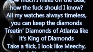 Drake - 10 Bands (Lyrics)