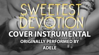 Sweetest Devotion (Cover Instrumental) [In the Style of Adele]