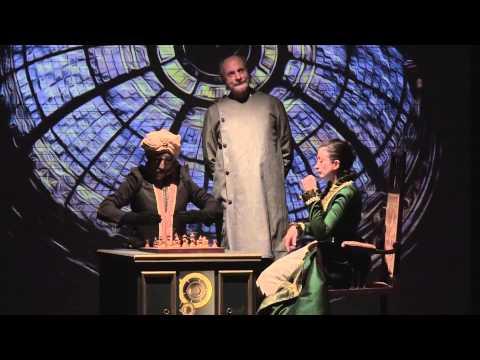 Le Cercle des illusionnistes au Théâtre des Béliers parisiens Théâtre des Béliers parisiens