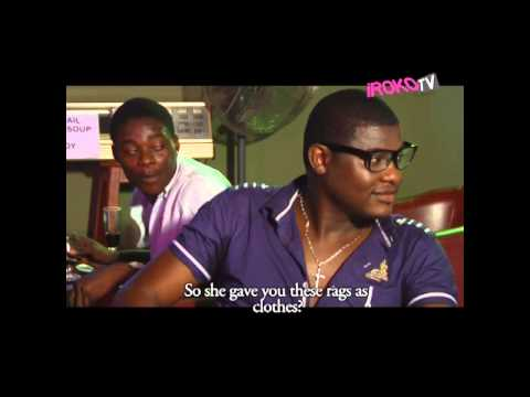 Muyiwa Ademola Embarrassed By Wife's Dressing At a Club - Yoruba Nigeria Movie