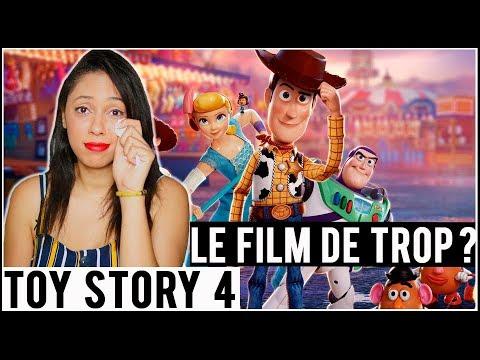 Toy Story 4 (critique) : Le Film de Trop ? (spoilers à 23:04)