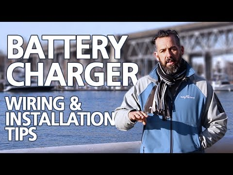 Tips - Battery Charger Wiring & Installation