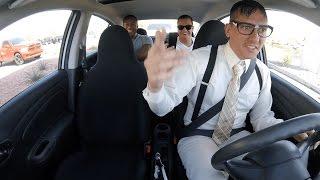 NERDY UBER DRIVER SURPRISES PASSENGERS WITH SECRET TALENT
