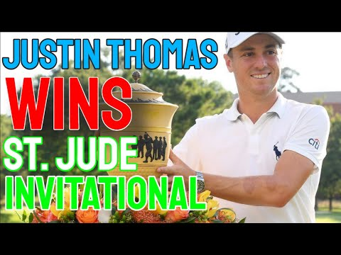 Justin Thomas St. Jude Invitational 2020 Winner | Virtual Press Conference Interview [FIRST TO TEE]