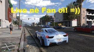 GTA 5 Online - Vào Làm Sát Thủ, Solo Với Tụi Cảnh Sát Trong GTA V =))