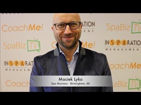 Maciek Lyko - Spa Mariana