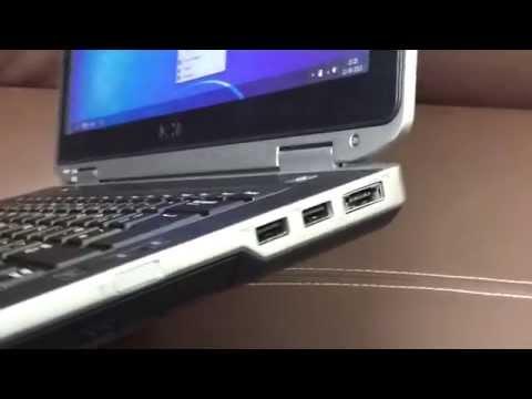 """i5,Dell E6430 14.1"""" i5-3340 2.7Ghz 4GB 320GB webcam HDMI eSATA, 1GB nVIDIA DDR5"""