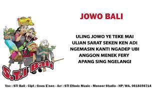 JOWO BALI – STI Bali