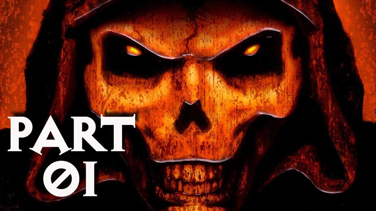 [Let's Play] Diablo 2 – Part 01: Die Höhle des Bösen