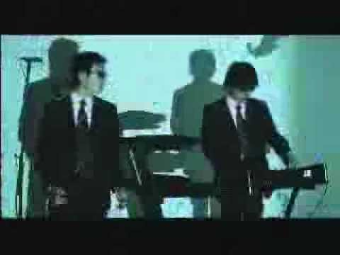 [Synth pop] 中國上海電音樂隊 IGO - Rockself Dot Com MV