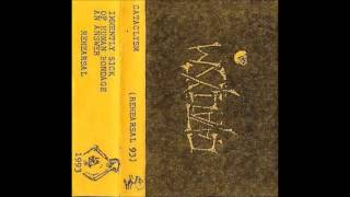 Cataclysm - Immently Sick (Studio Rehearsal 1993)