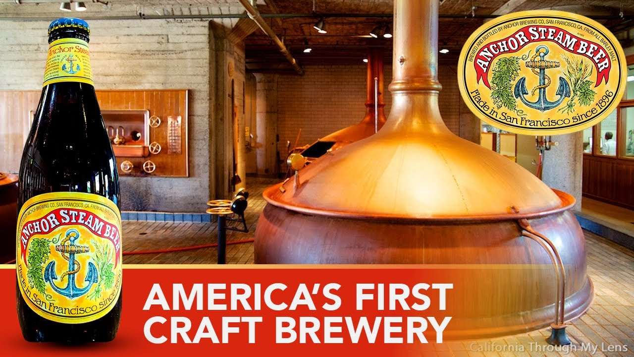 Tour and Taste Anchor Brewing Co.