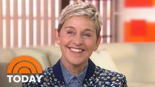 Ellen DeGeneres Warns Matt Lauer: Invite Me Over And I'll Buy Your House   TODAY