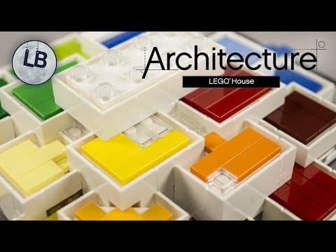 Vidéo LEGO Architecture 21037 : LEGO House (Billund, Danemark)