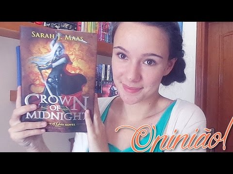 OPINIÃO: Crown of Midnight de Sarah J. Maas