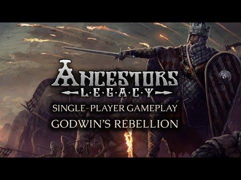 Gameplay de Ancestors Legacy