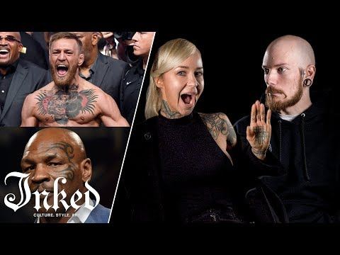 Tattoo Artists React To Athlete Tattoos | Tattoo Artists Answer