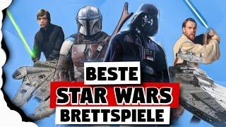 Die BESTEN 3 Star Wars Brettspiele