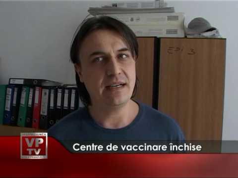 Centre de vaccinare inchise