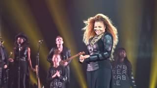 Bethelook.com Presents Janet Jackson UNBREAKABLE Live - End of Show- Orlando, Florida