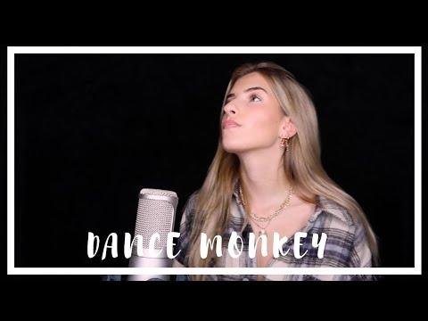 Dance Monkey - Tones and I | JULIA VAN BERGEN #Cover