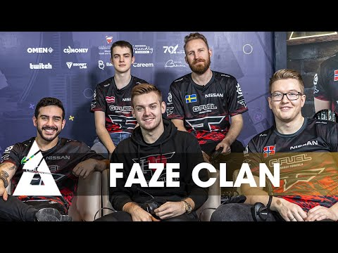 Interview with FaZe