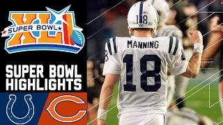 Super Bowl XLI Recap: Colts vs. Bears | NFL