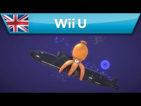 Octocopter: Super Sub Squid Escape - Nintendo eShop Trailer (Wii U) thumbnail