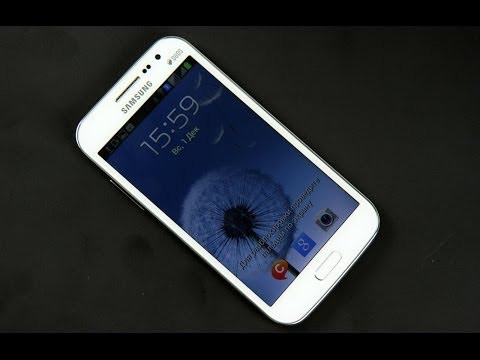 Обзор Samsung Galaxy Win GT-I8552