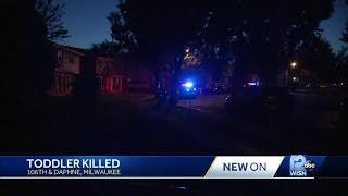 2-year-old girl fatally shot in Milwaukee home; woman arrested