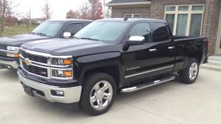 My New Truck!!! 2014 Chevy Silverado Double Cab LTZ Z71