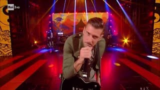 Francesco Gabbani - Occidentali's Karma / Amen  - Che tempo che fa 14/05/2017