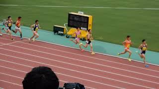2018第53回鳥取県高校総体陸上競技男子800m決勝