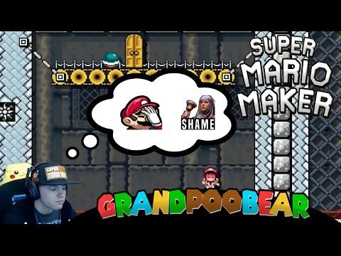Opening The Gates Of sHell! 0.19% Clear Rate! Mario Maker