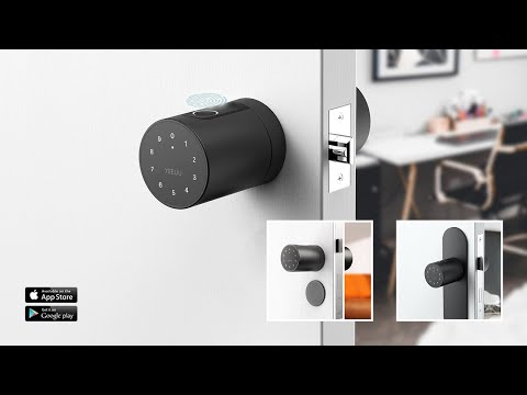 S1: The World's Most Advanced Smart Lock-GadgetAny