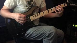 """Surrender"" by Stryper (Full Guitar Cover)"