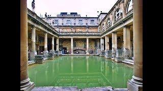 Hey. Let's Go to..Bath, England!