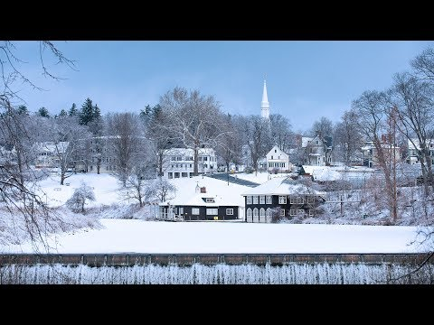 Smith College Holiday Greetings from President McCartney